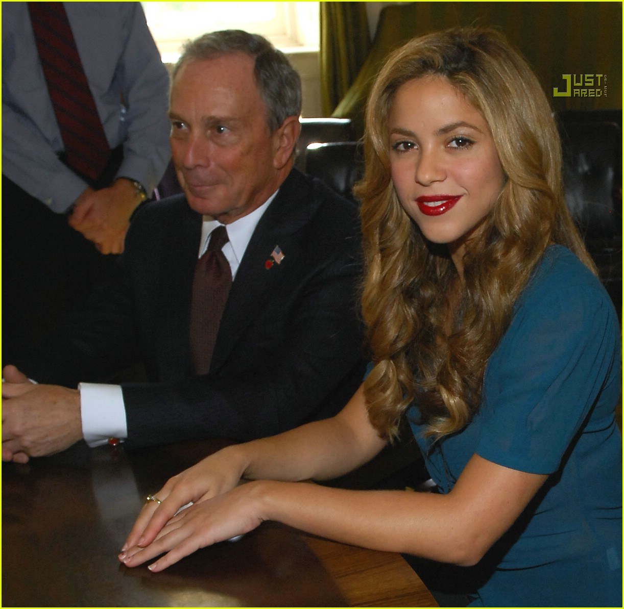 shakira mayor bloomberg 20