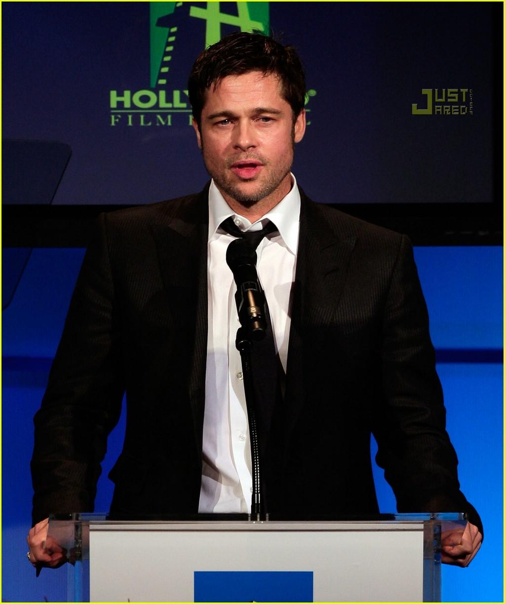 brad pitt hollywood awards 2007 55 Brad Pitt