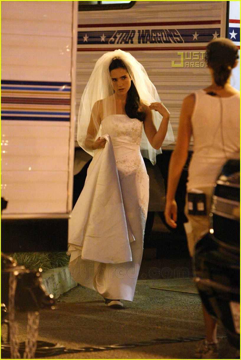 jennifer connelly wedding dress 05