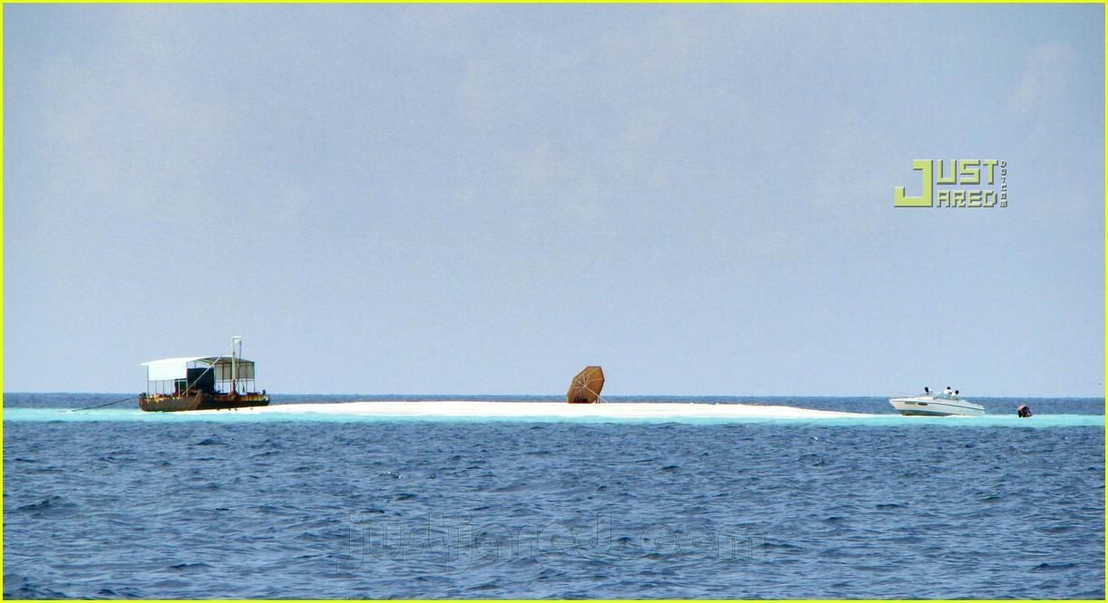 penelope cruz javier bardem maldives 12