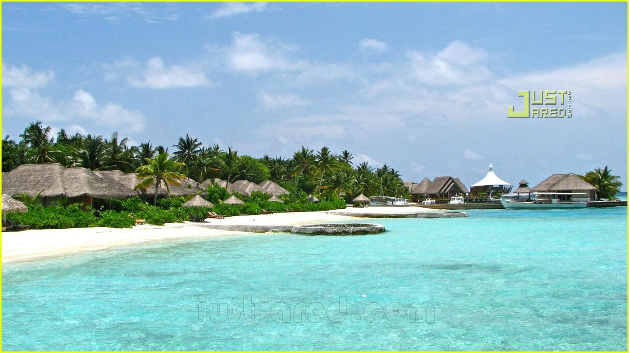 penelope cruz javier bardem maldives 13