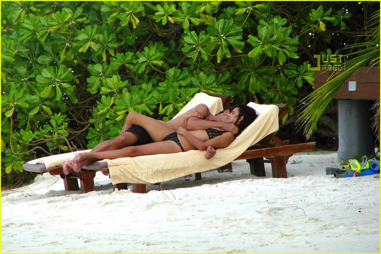 penelope cruz javier bardem maldives 17