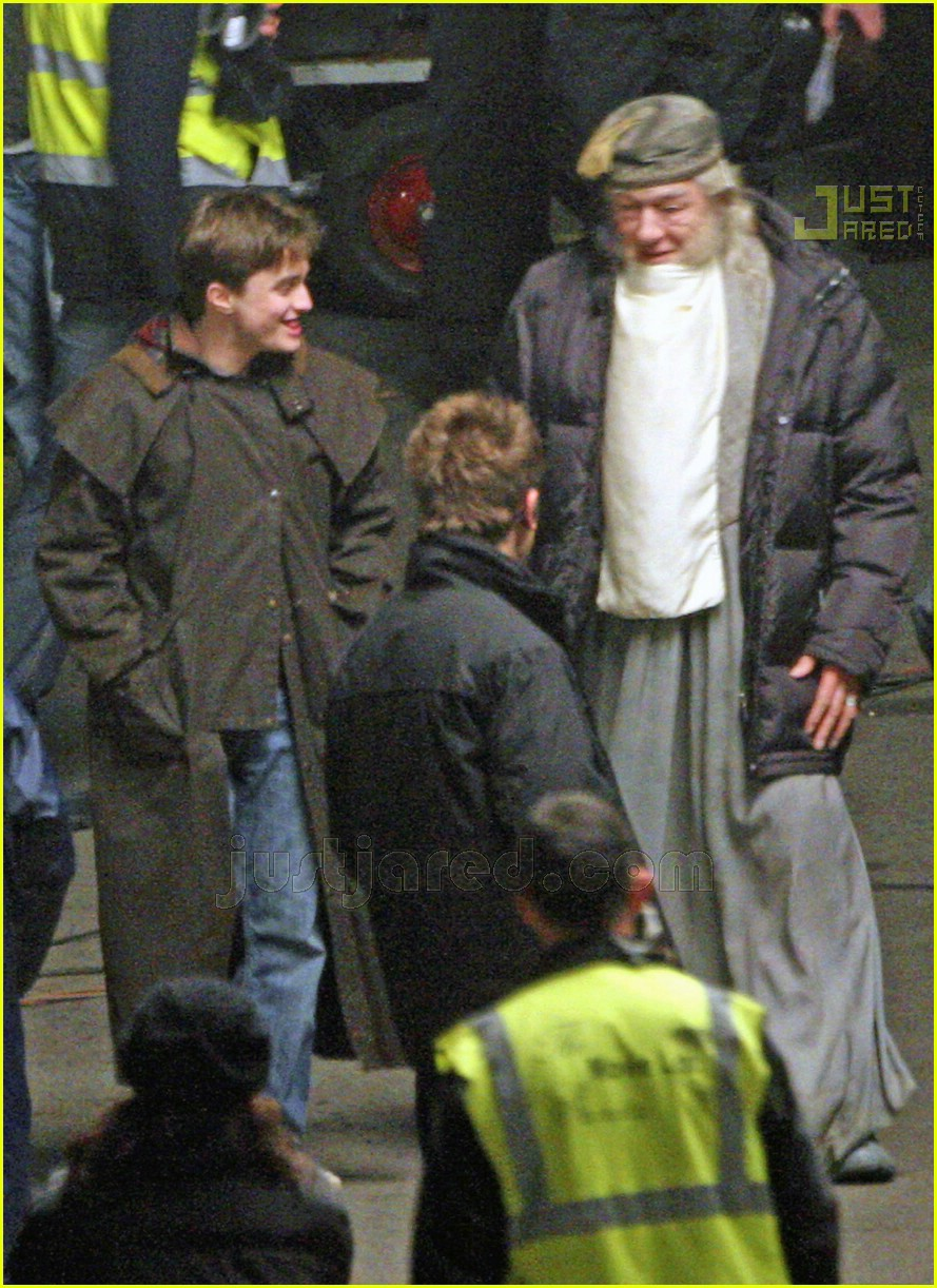 harry potter half blood prince movie set 01