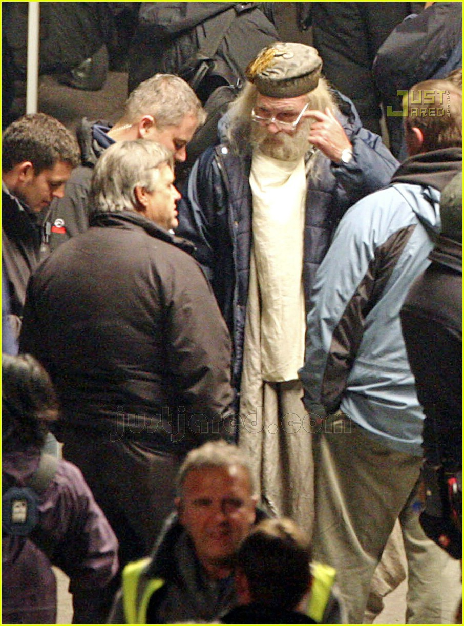 harry potter half blood prince movie set 03