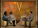 blake lively penn badgley the view 09