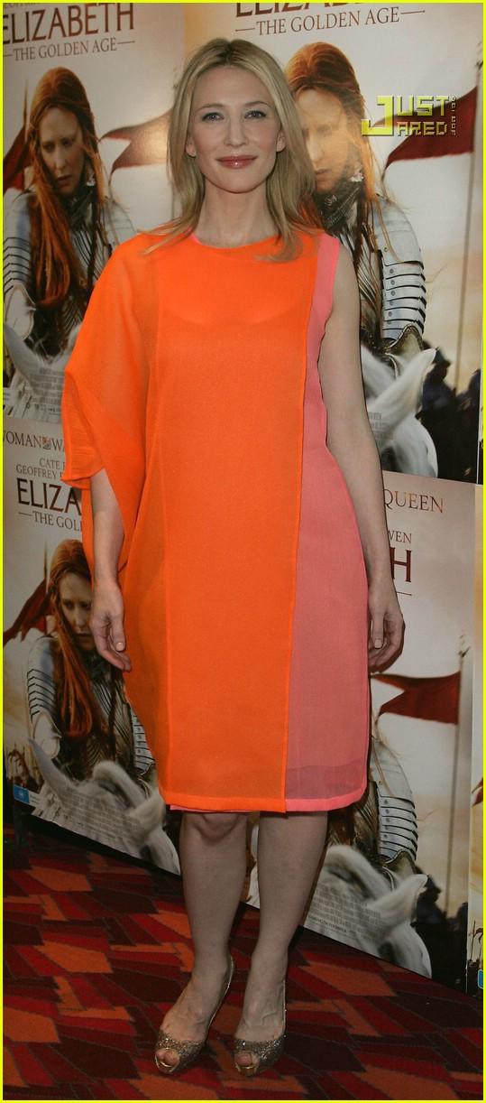 Cate Blanchett pregnant with third child