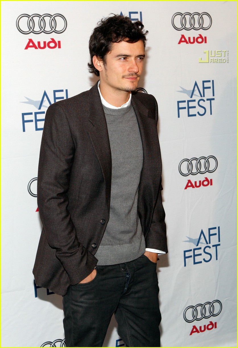 orlando bloom afi fest 2007 10721151