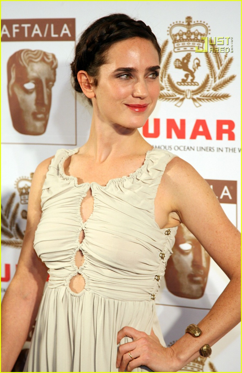 jennifer connelly bafta la awards 28