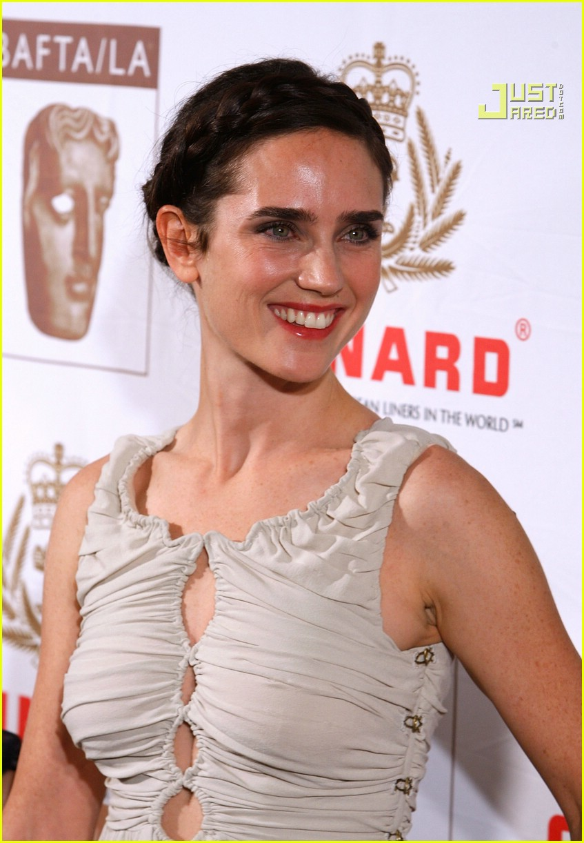 jennifer connelly bafta la awards 37