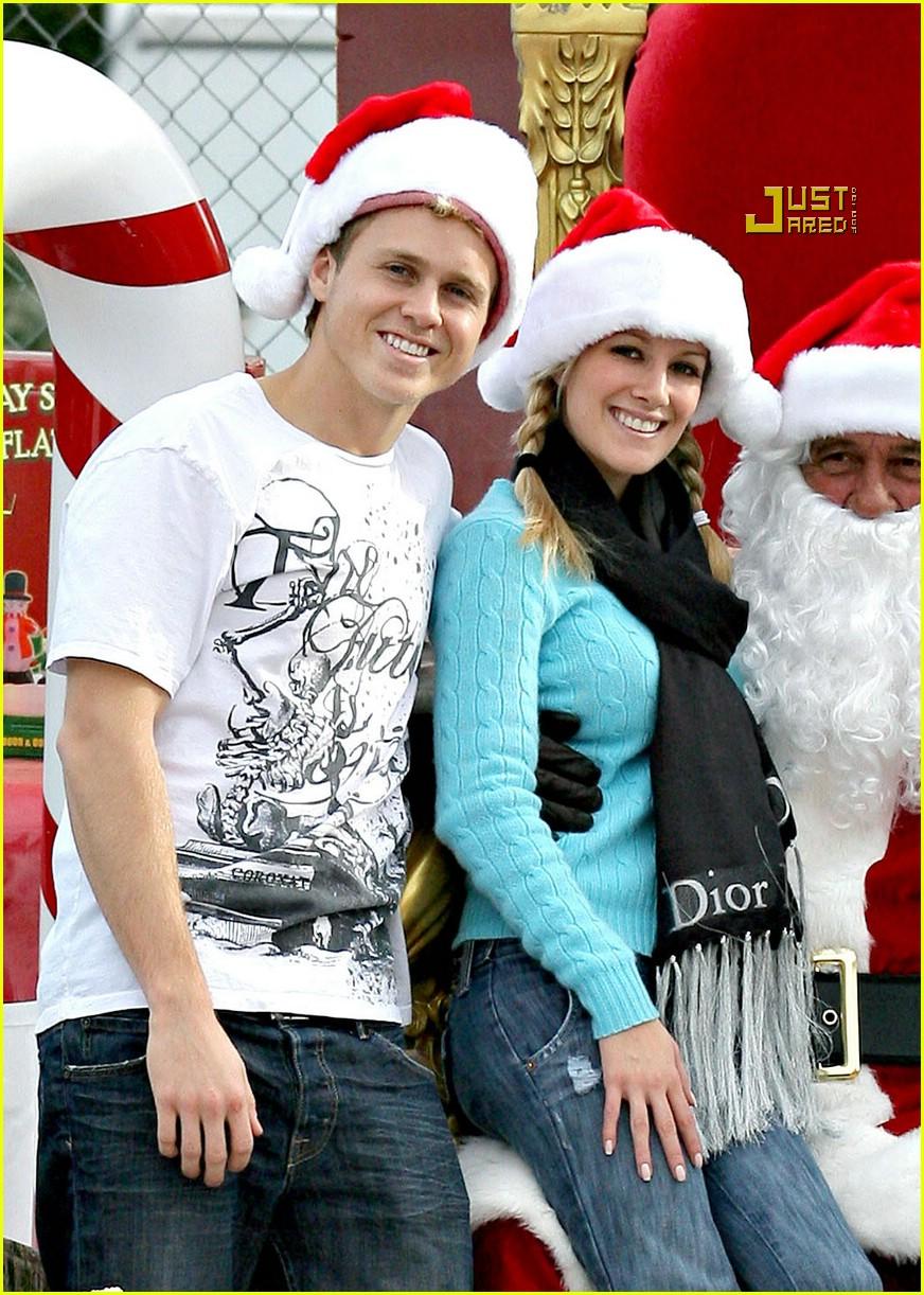 heidi spencer christmas 25