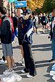 katie holmes running nyc marathon 04