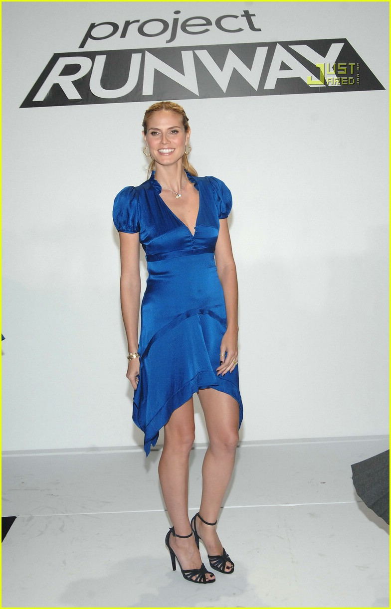 heidi klum season 4 project runway 16