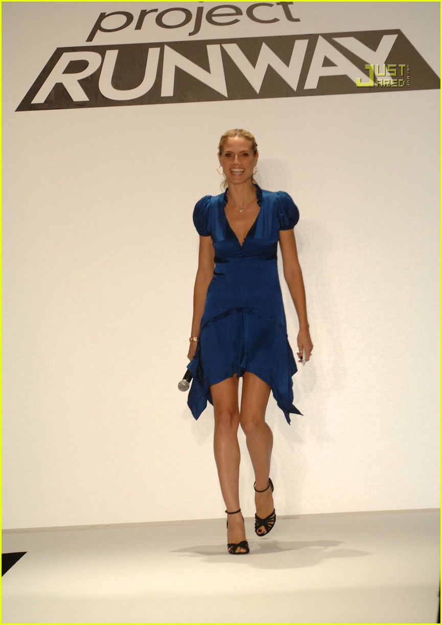 heidi klum season 4 project runway 17