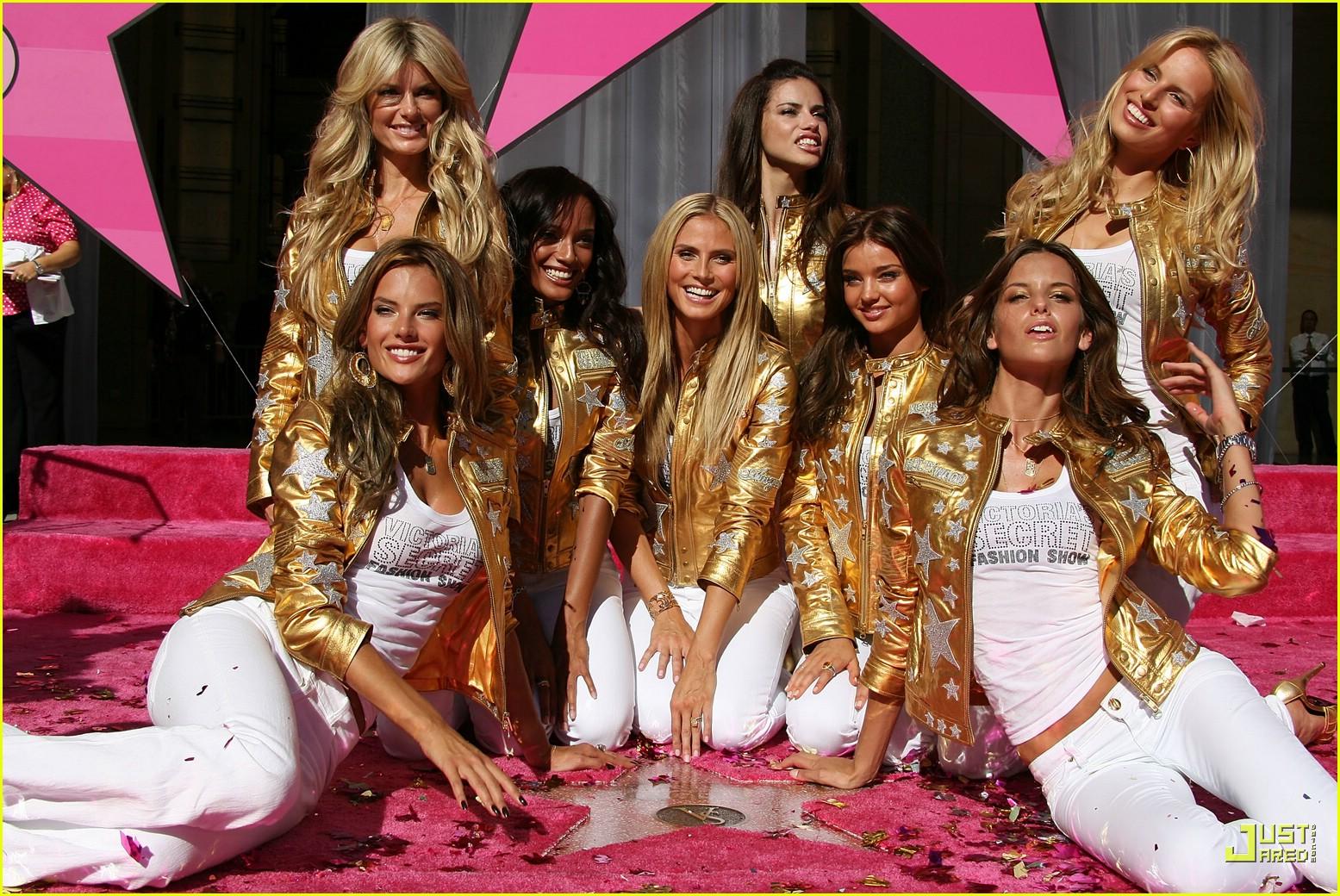 heidi klum victorias secret fashion show 2007 11735511