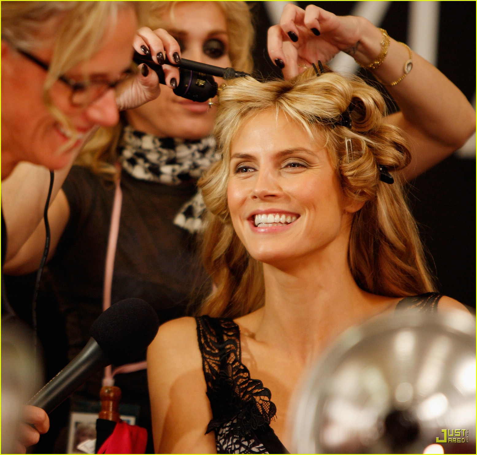 heidi klum victorias secret fashion show 2007 17735571