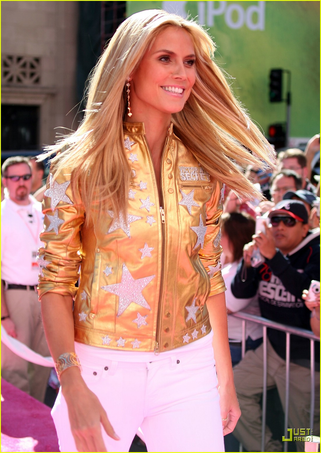 heidi klum victorias secret fashion show 2007 48735881