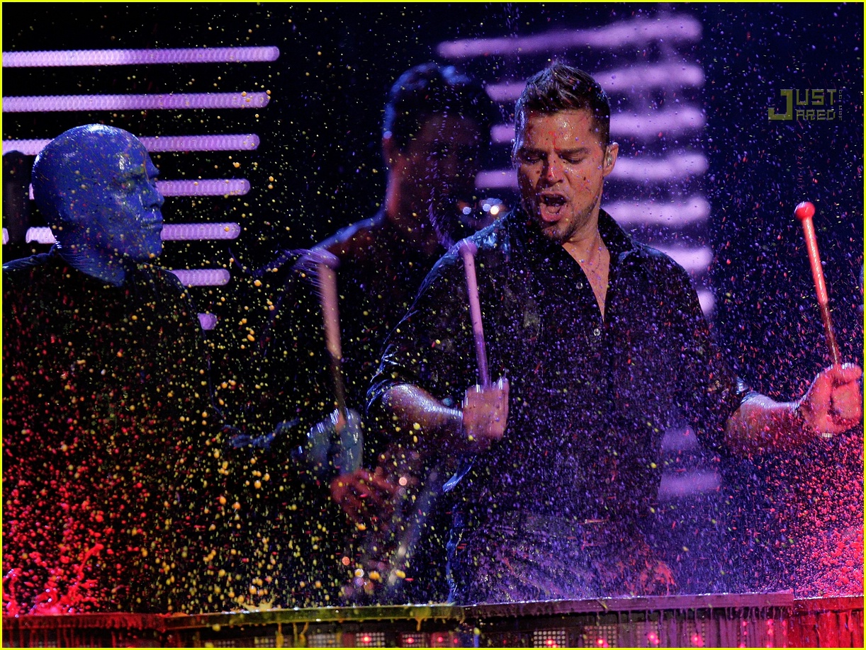 ricky martin latin grammy awards 41