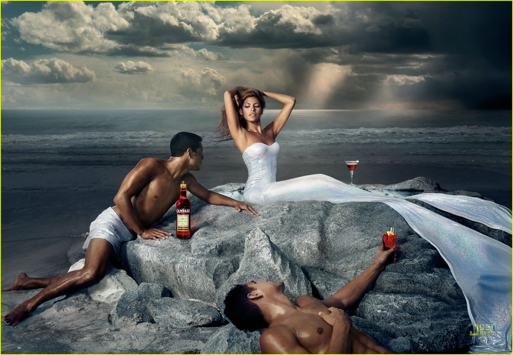 eva mendes campari calendar 02