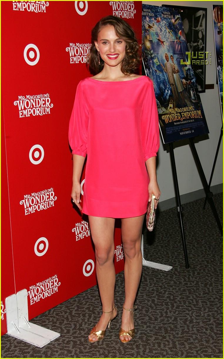 Natalie Portman: Hot in Hot Pink: Photo 723111  Natalie Portman ...