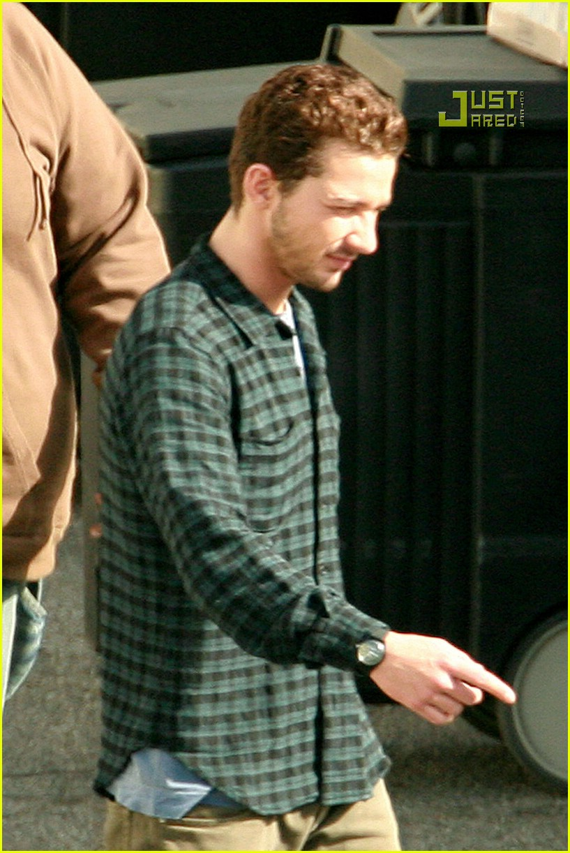 shia labeouf plaid 14