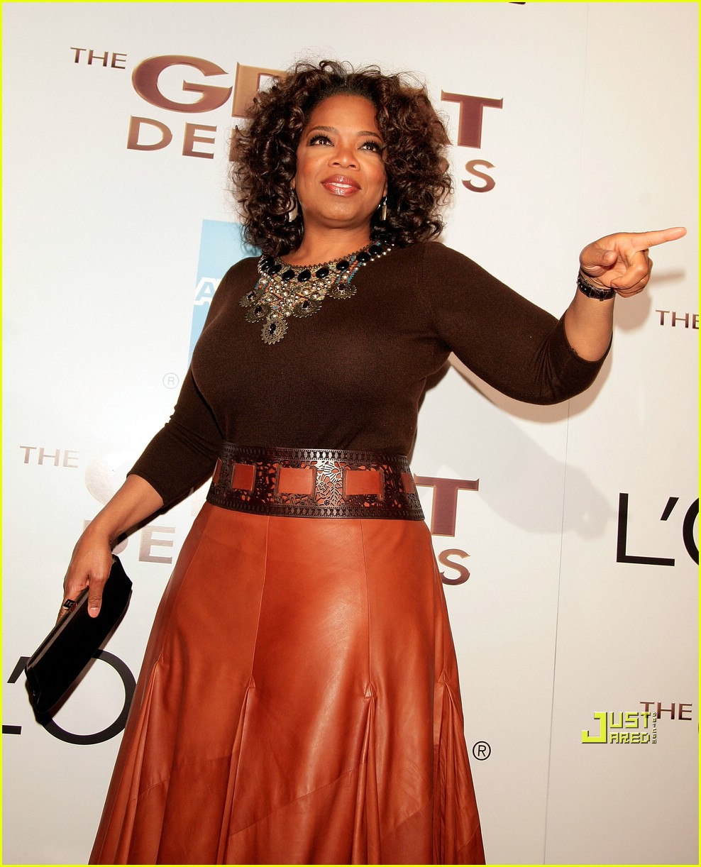 Oprah Winfrey Full Body