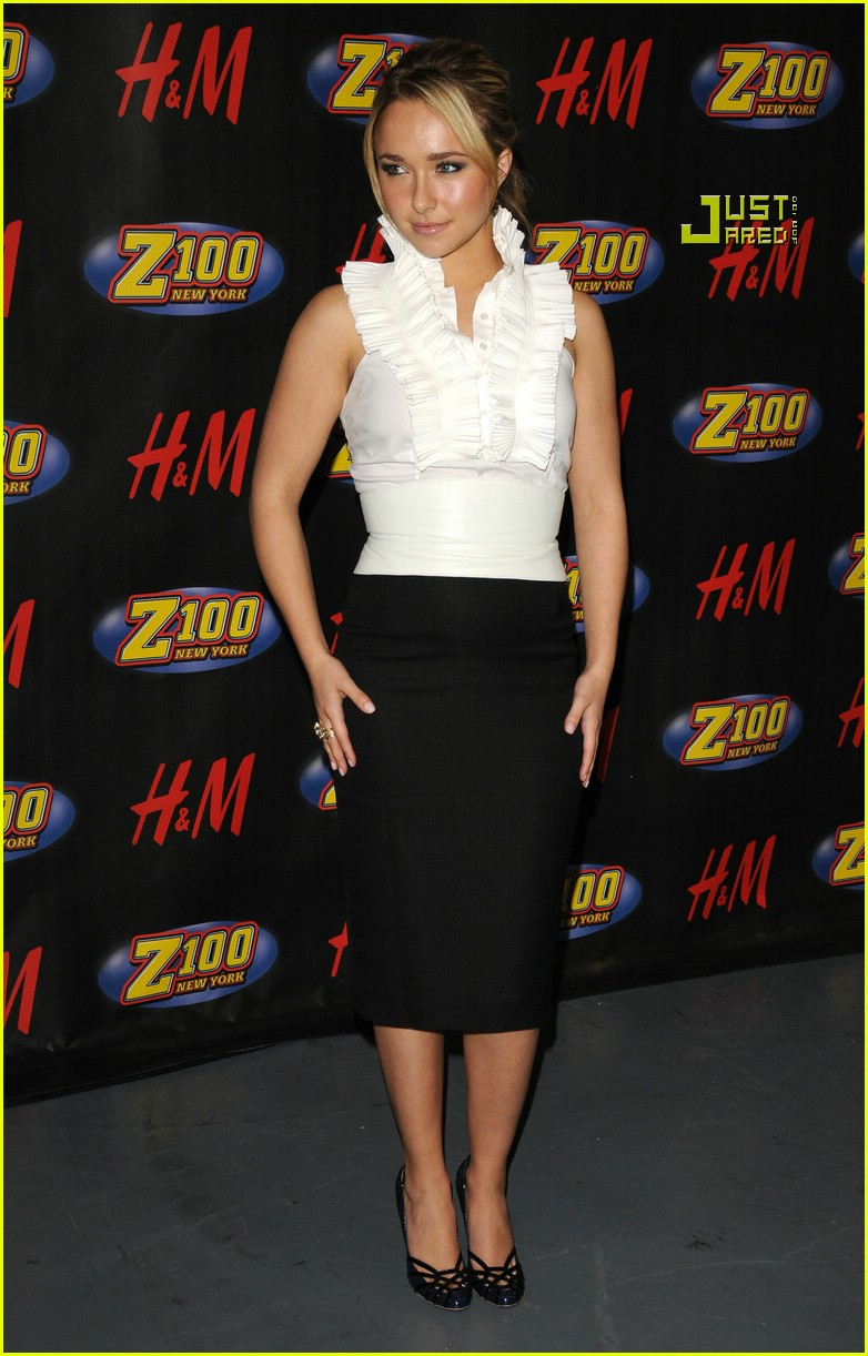 hayden panettiere jingle ball 07