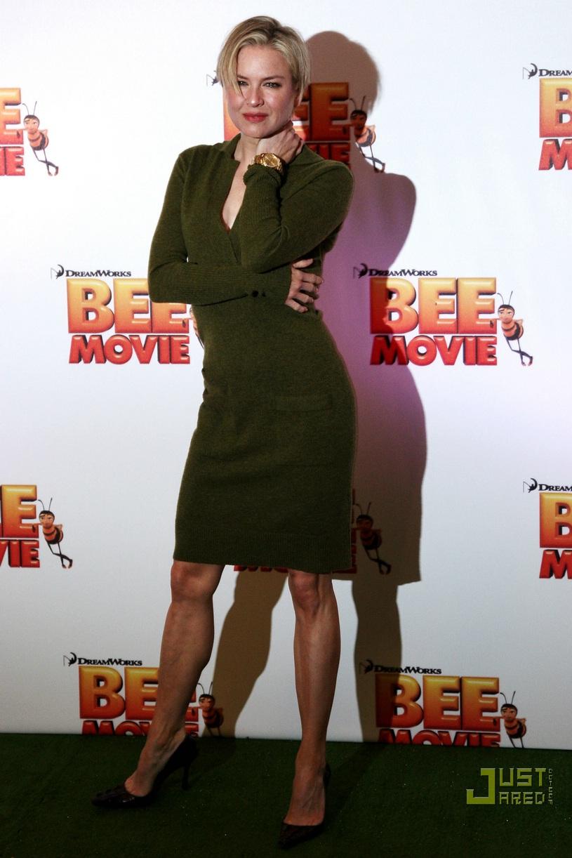 renee zellweger bee buzzing 02781171