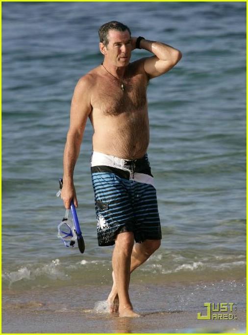 pierce brosnan shirtless 24