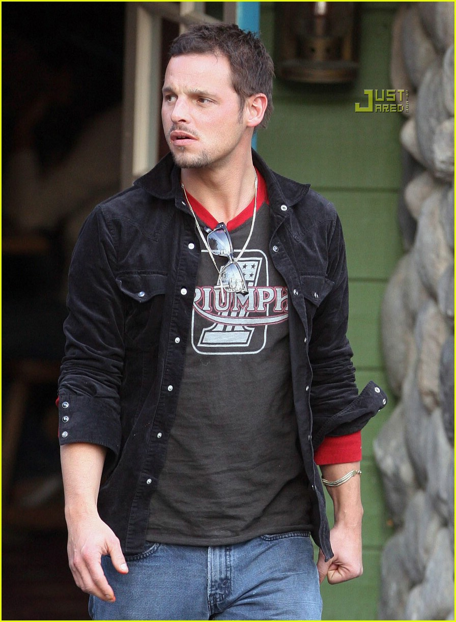 justin chambers height