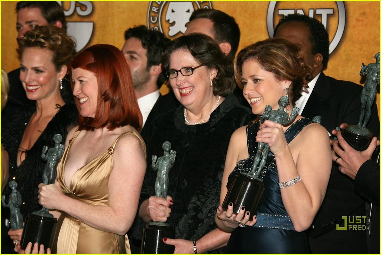 jenna fischer sag awards 2008 10