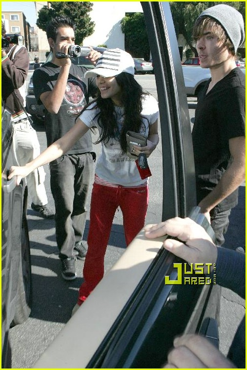 zac efron vanessa hudgens ashley tisdale 13