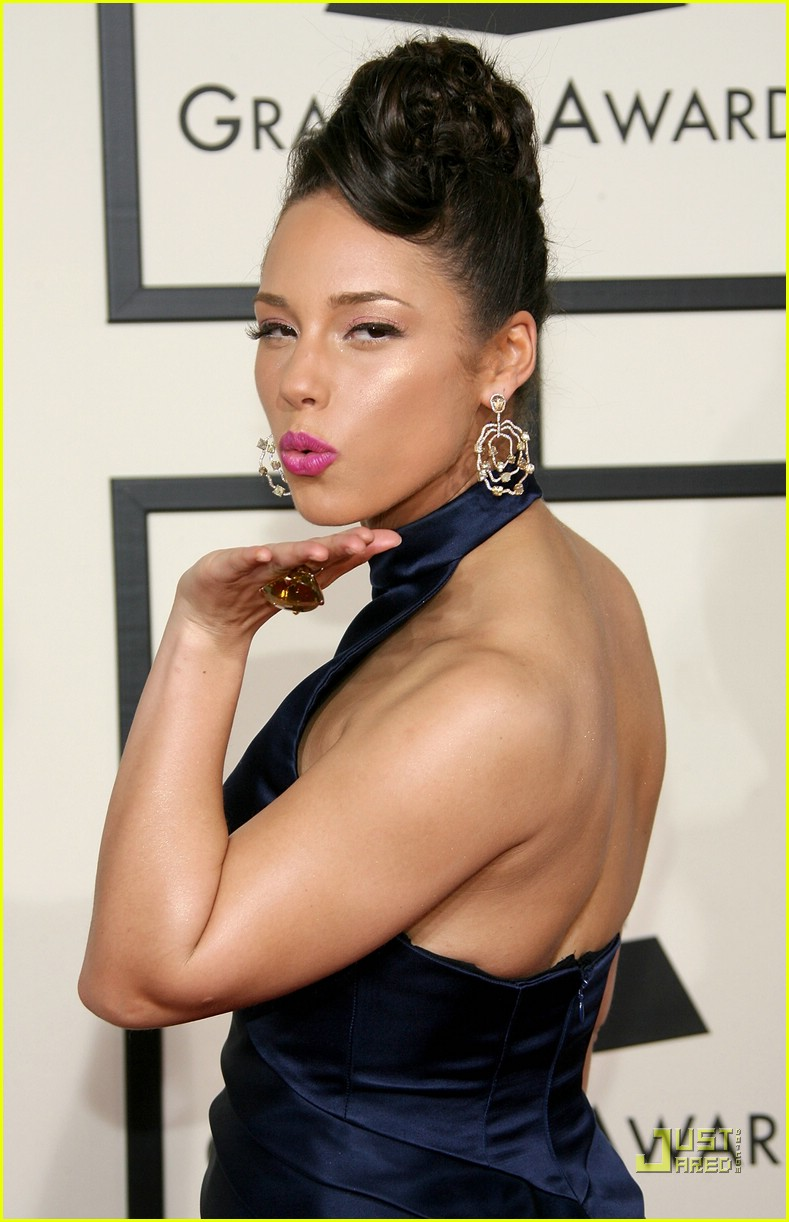 alicia keys grammys 2008 51922271