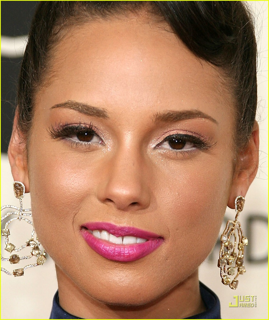 alicia keys grammys 2008 54