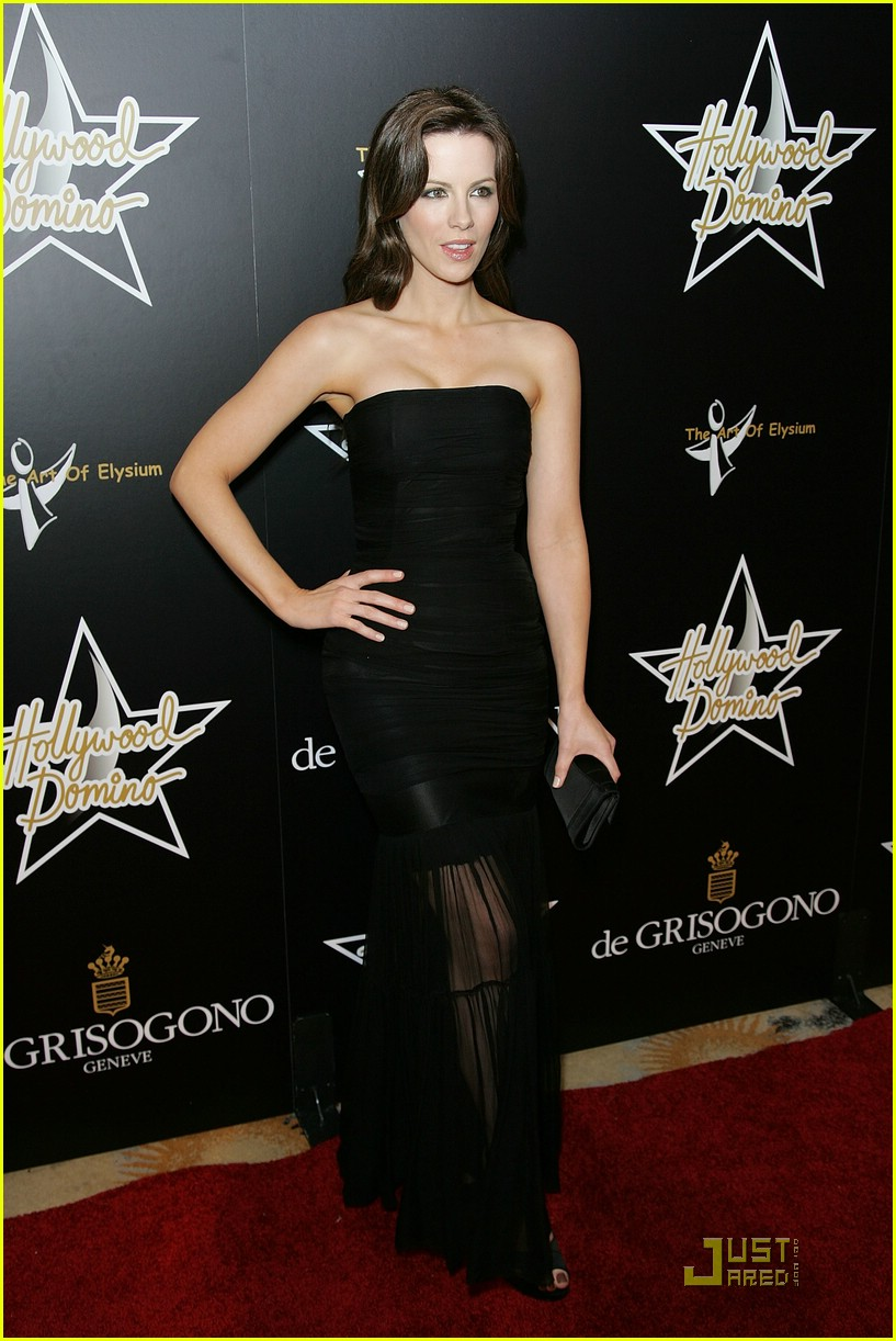 kate beckinsale pre oscars party 09948781
