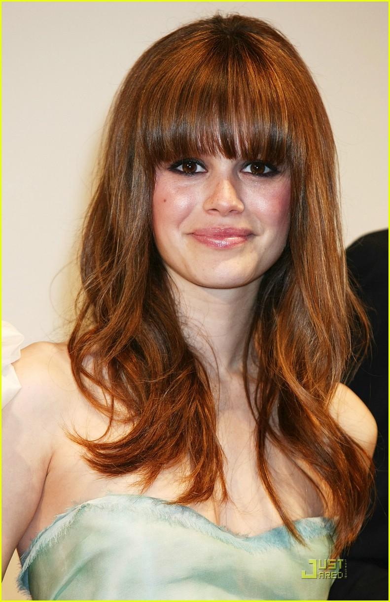 Rachel Bilson's Bangs -- HOT or NOT?: Photo 958071 ...  Rachel Bilson Hair Bangs