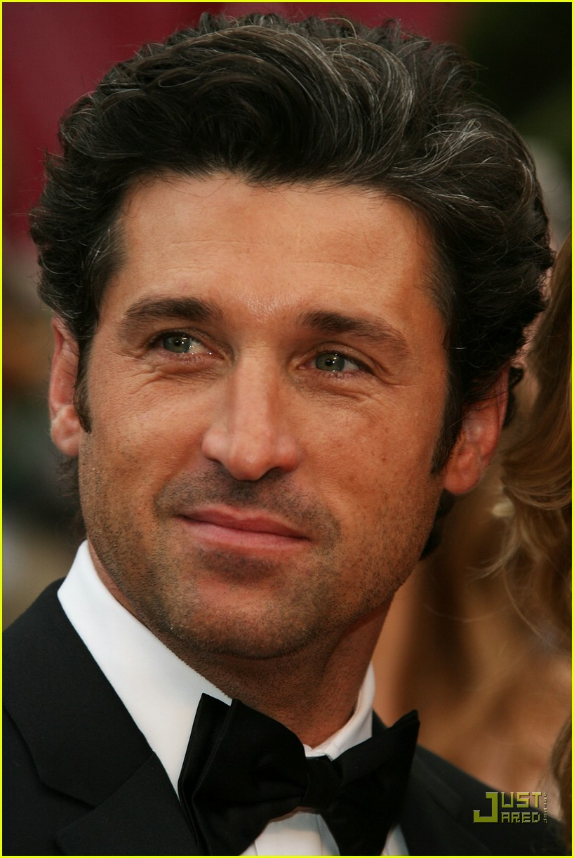<b>Patrick Dempsey</b> @ Oscars 2008 | Oscars 2008, <b>Patrick Dempsey</b> Photos | Just <b>...</b> - patrick-dempsey-oscars-2008-03
