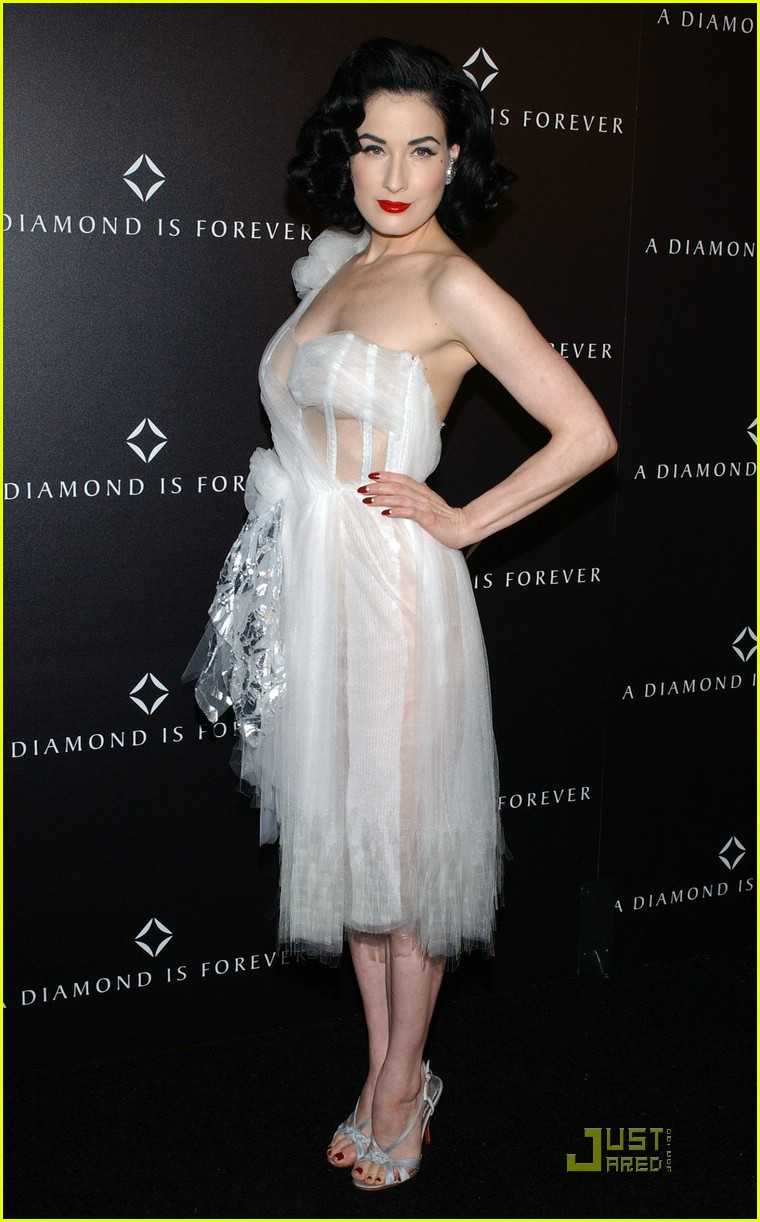 dita von teese diamond dinner 09949201