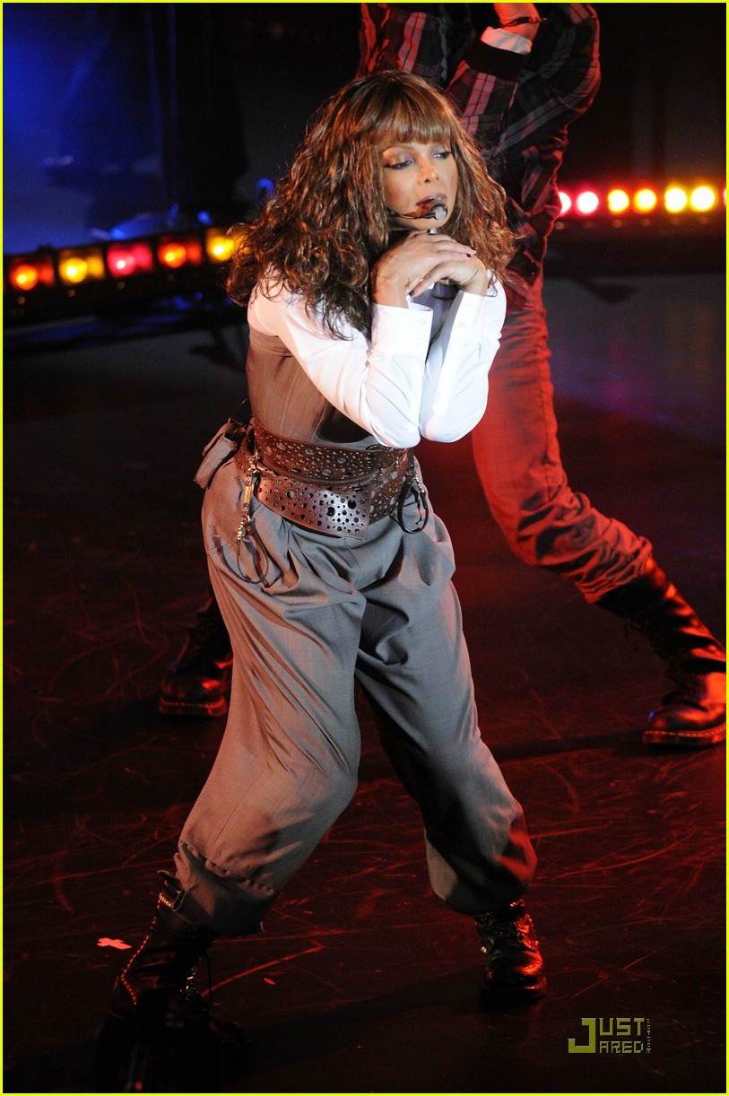 Janet Jackson: Good Morning America!: Photo 957701