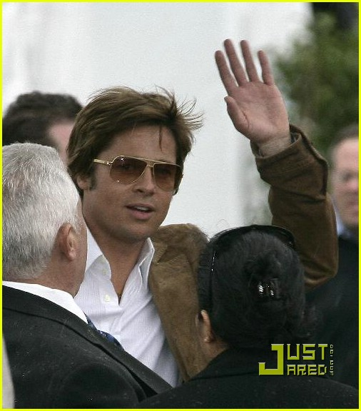 brad pitt independents spirit awards 2008 02