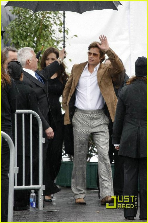 brad pitt independents spirit awards 2008 33