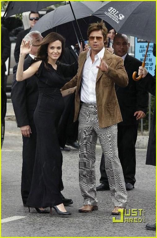 brad pitt independents spirit awards 2008 40