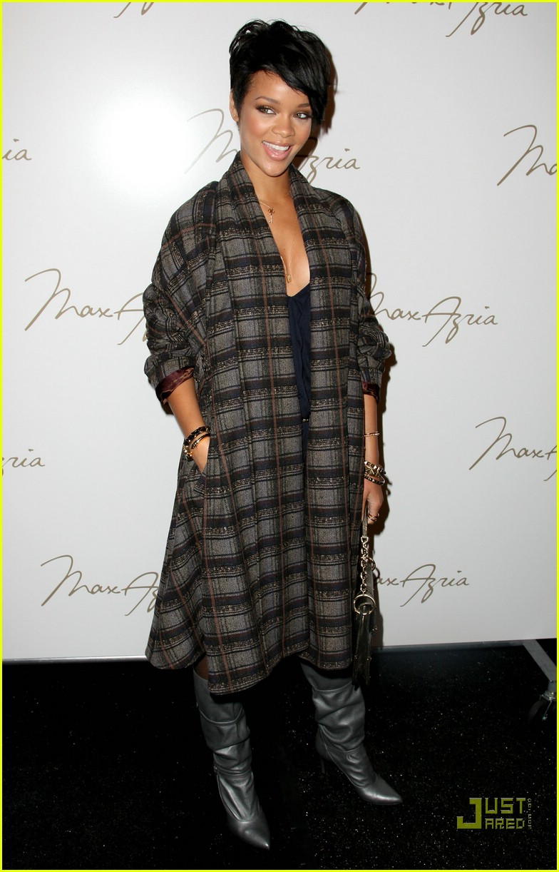 rihanna ny fashion week 13