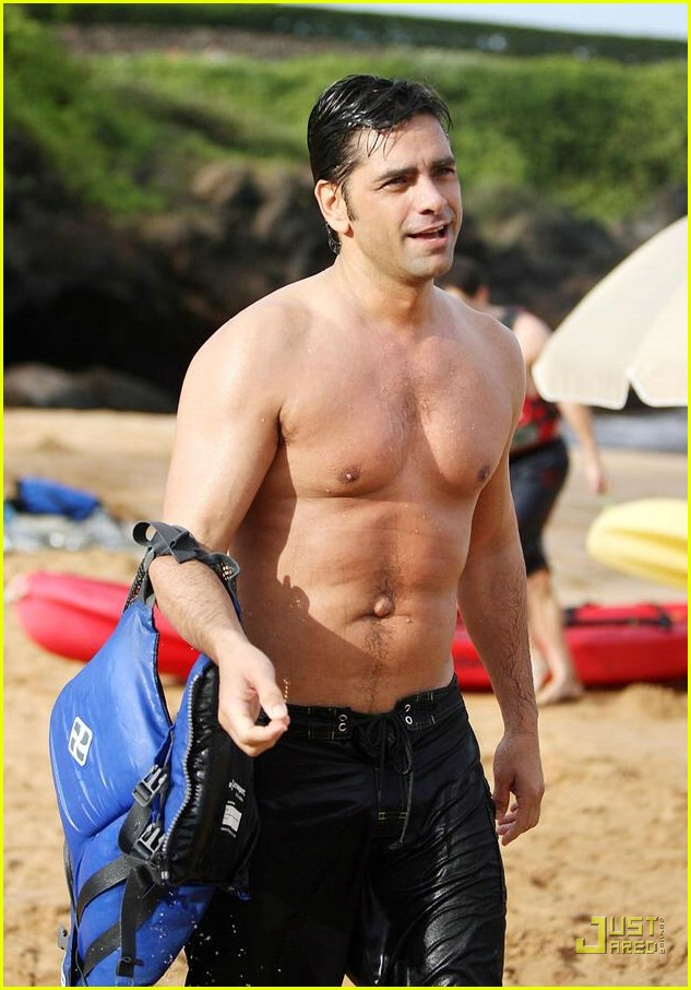 john stamos shirtless 07