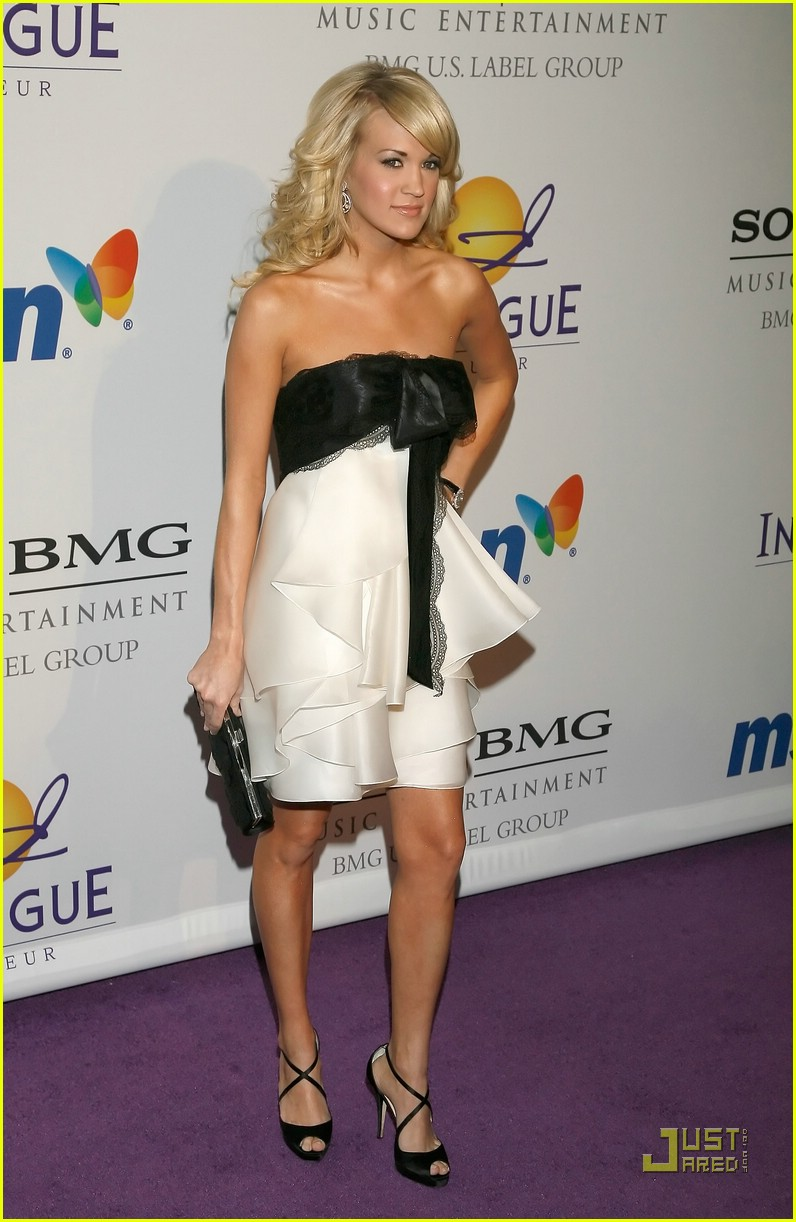 carrie underwood grammys 2008 64