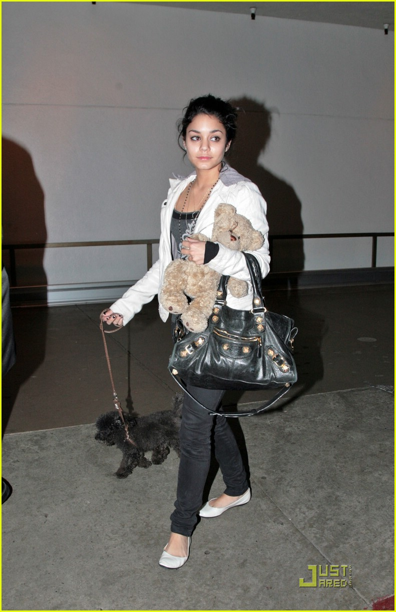 vanessa hudgens furry friends 01