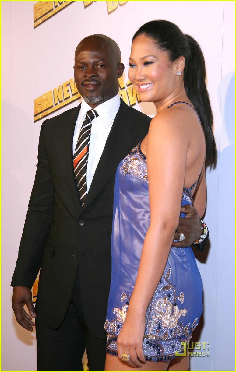 kimora lee djimon hounsou never back down 10