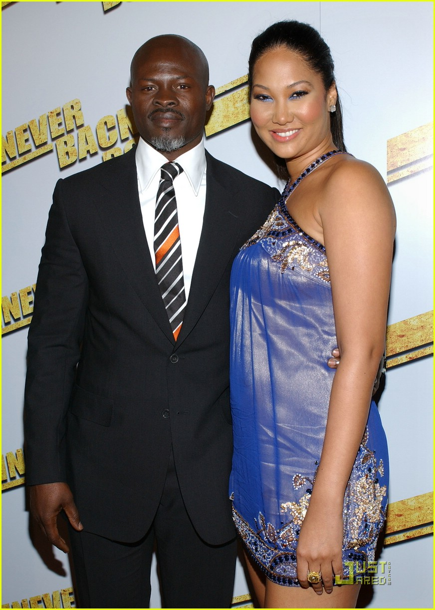 kimora lee djimon hounsou never back down 14