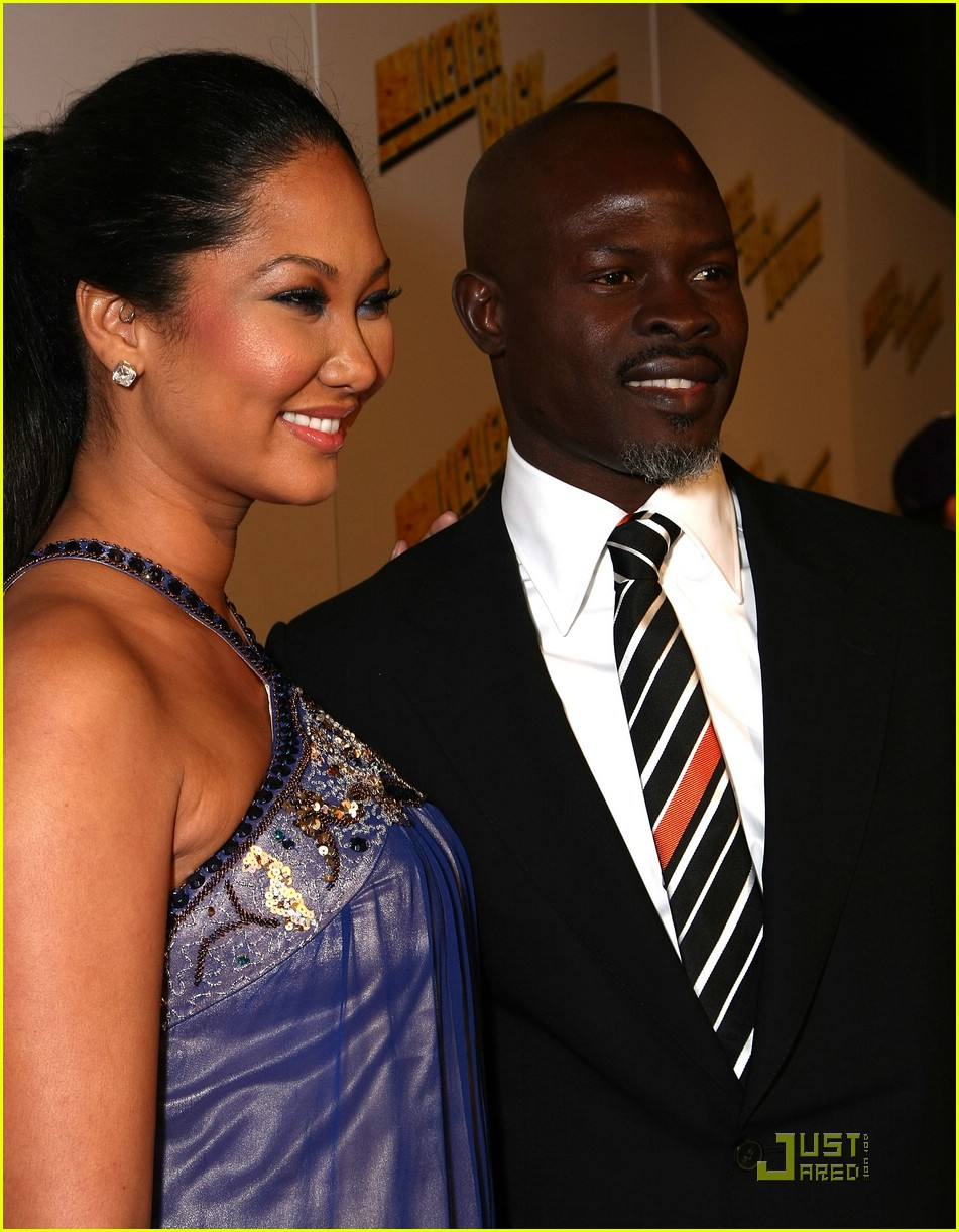 kimora lee djimon hounsou never back down 17975481