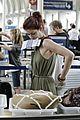 debra messing airport 10