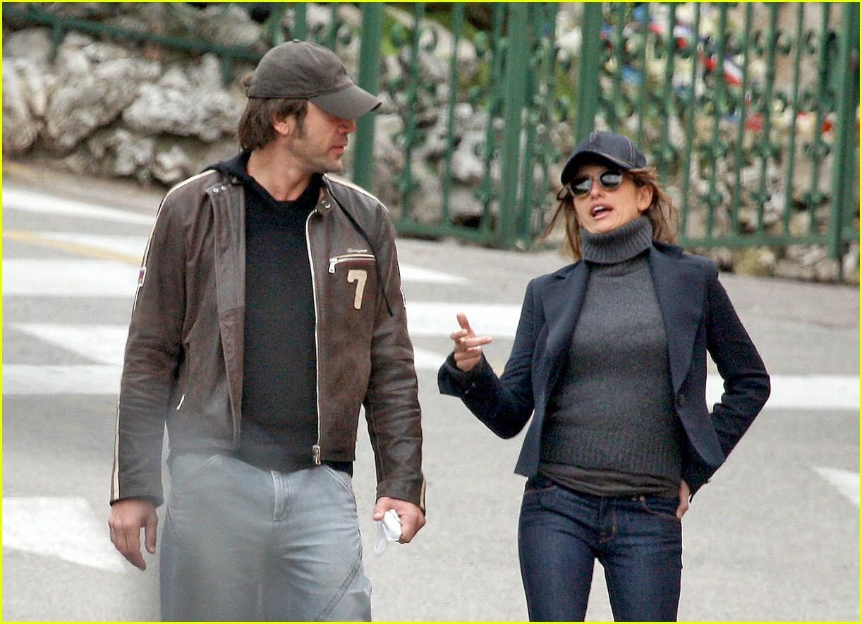 Javier Bardem And Penelope Cruz 2014